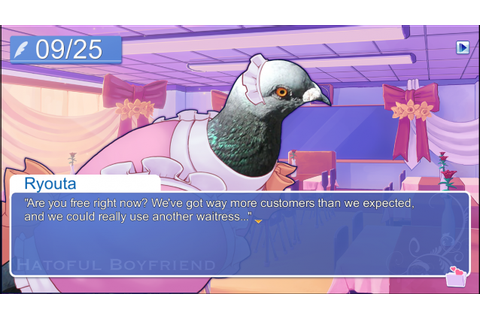 Hatoful Boyfriend Review | GameGrin