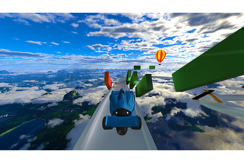 "Jet Car Stunts Announced For PS3, PS4 & PS Vita, ""Next-Gen ..."
