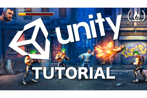 Unity 3D Tutorial - Beat Em Up Fight Game - YouTube