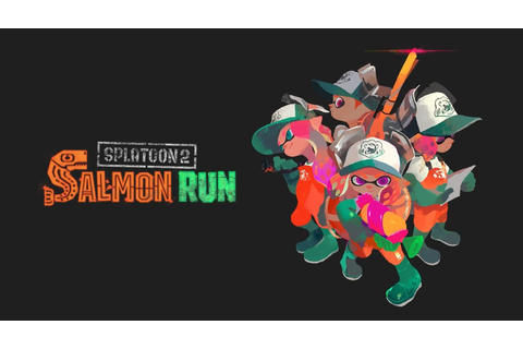 First Impressions: Teaming Up in Splatoon 2's Salmon Run ...