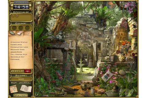Play Jewel Quest Mysteries: Trail of the Midnight Heart ...