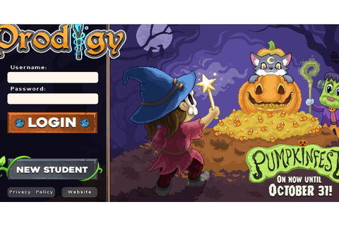 Graduate Grumblings: Prodigy - the math game we have to ...