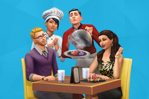 The Sims 4 Dine Out Game Pack - Sims Online