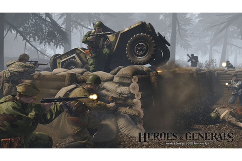 Heroes and Generals Gameplay - YouTube