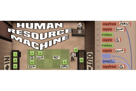 Human Resource Machine - Walkthrough, Tips, Review