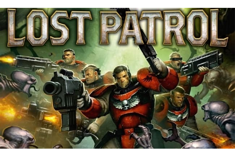 NEW PICS - Lost Patrol Minis & Box Set - Spikey Bits