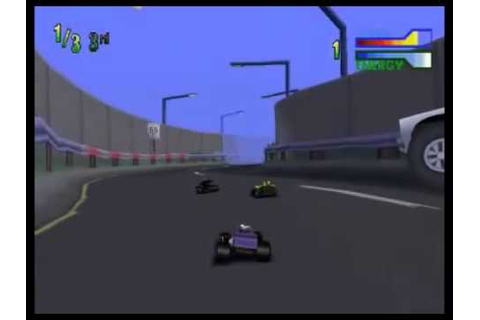 Tyco RC: Assault with a Battery (PlayStation One) - YouTube