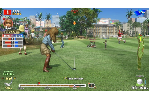 Everybody's Golf Review | Trusted Reviews