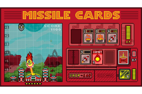 Missile Cards - A Digital Card Game Review (PC) » CelJaded