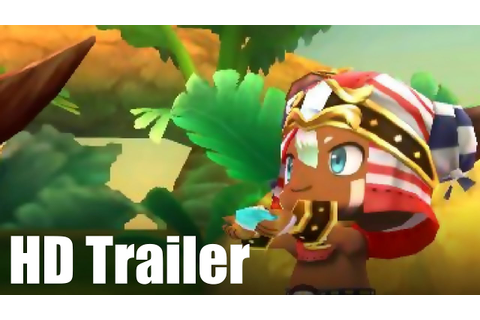Ever Oasis - Official Game Trailer HD - YouTube