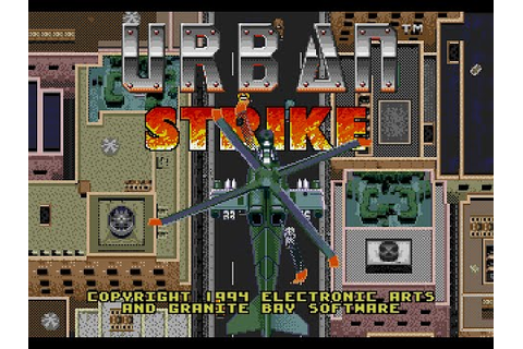 Urban Strike – Video games