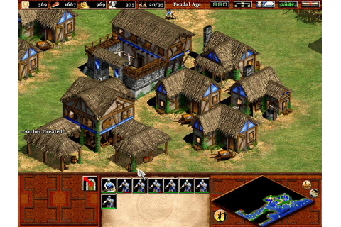 Age of Empires 2: The Age of Kings Download (1999 Strategy ...
