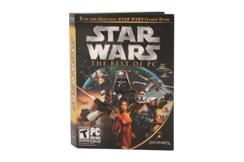 Star Wars: The Best of PC PC Game - Newegg.com