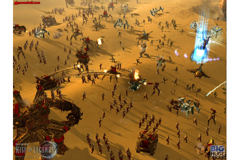 Rise of Nations: Rise of Legends FULL (PC/ENG) GRATIS LINK ...