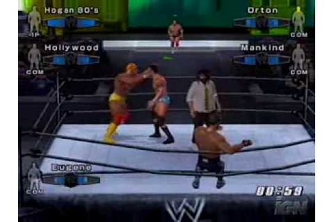 smackdown vs raw 2006 video game review - YouTube