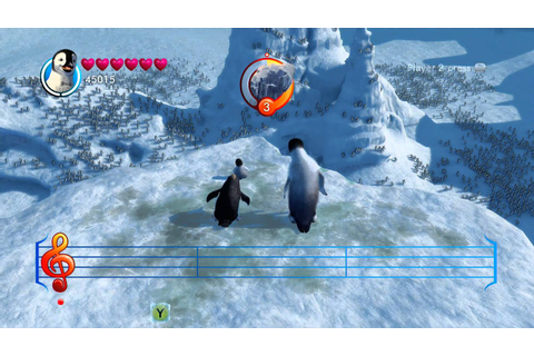 Happy Feet Two: The Video Game - Level 54 - YouTube