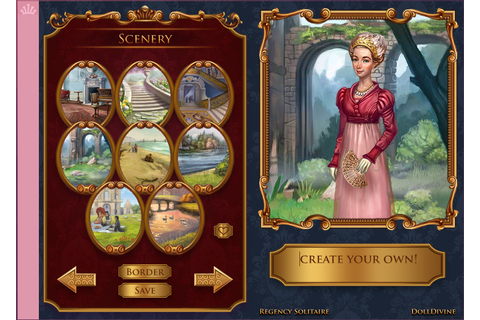 Grey Alien Games » Blog Archive » Dress Up Regency Bella!