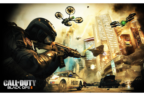 PC Games: Call Of Duty: Black Ops II