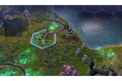 Sid Meier's Civilization: Beyond Earth Announced ...