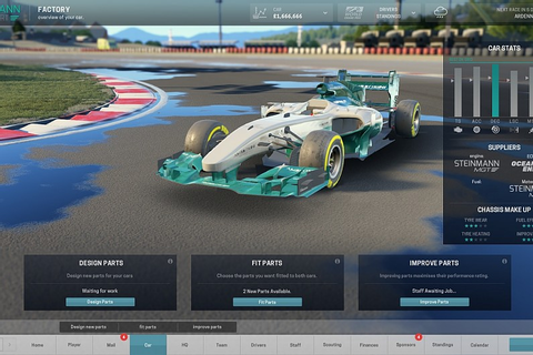 Motorsport Manager computer game announced for September ...