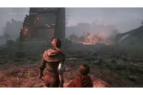 A Plague Tale: Innocence Gameplay (Gamescom) - YouTube