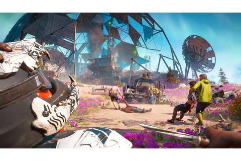 Far Cry: New Dawn: Riskier mechanics, a less risky story ...