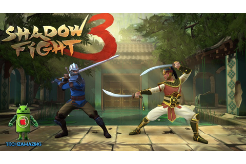 SHADOW FIGHT 3 GAMEPLAY - ( iOS / Android ) - BETA - YouTube