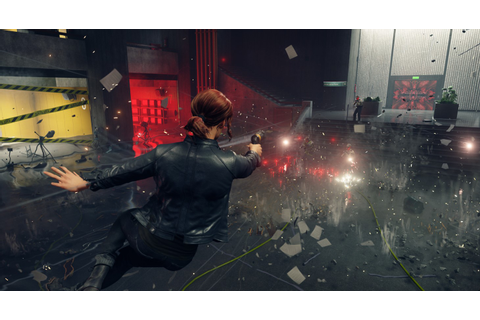 Remedy's Control has got a Release Date | GameWatcher