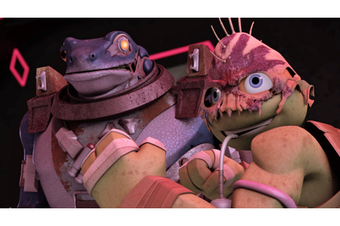 "Teenage Mutant Ninja Turtles: ""The War for Dimension X ..."
