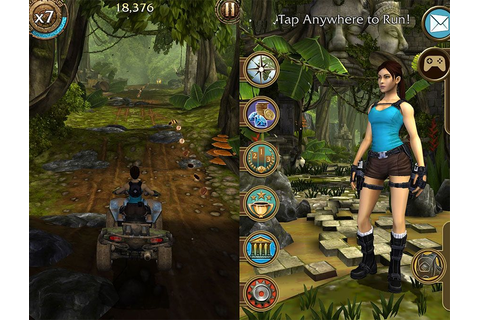 Lara Croft: Relic Run, a Tomb Raider endless runner - Blog ...