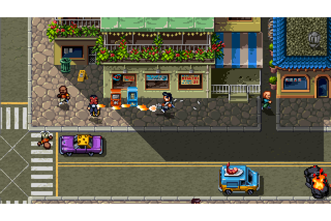 Retro City Rampage™ DX on Steam