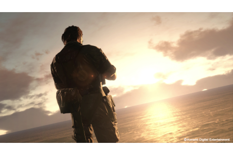 Metal Gear Solid 5: The Phantom Pain coming in 2015