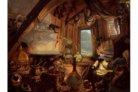 Soluce Les chroniques de Sadwick : The Whispered World ...