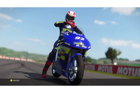 Rossi the game: GP 500 free play - YouTube