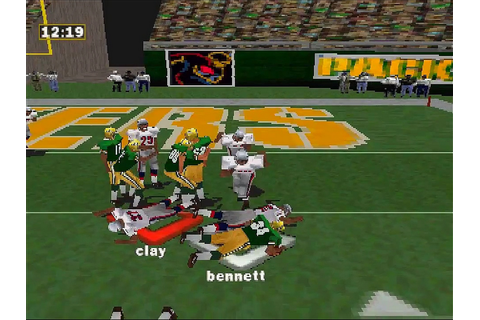 NFL Gameday 98 Download Game | GameFabrique