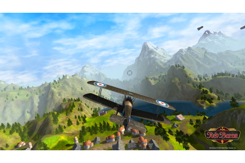 Red Baron creator leads Kickstarter revival of classic ...