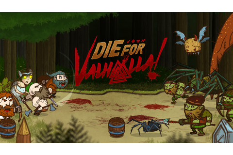 Viking Beat 'em Up Die for Valhalla! Hitting PC, PS4, and ...