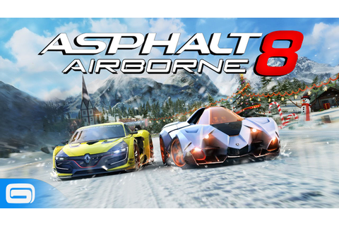 Asphalt 8: Airborne - Discover our MASSIVE Update! - YouTube