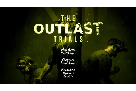 The Outlast Trials Demo - YouTube
