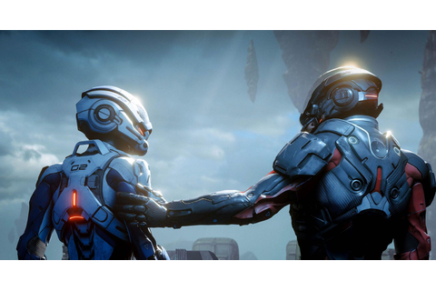 Mass Effect Andromeda: Every Romance Option, Ranked | Game ...