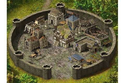 Stronghold Kingdoms to build its castles on the iPhone and ...