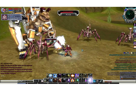 RF Online (Rising Force) Bellato Ranger - YouTube