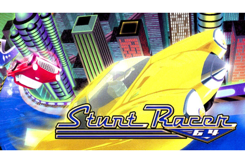Stunt Racer 64 Review & Gameplay On Nintendo 64 (Old Video ...