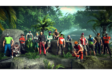 The Culling: A New Game Based on The Hunger Games ...