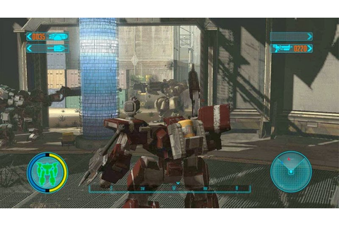 Free Download PC Games Full Version: Front Mission Evolved ...