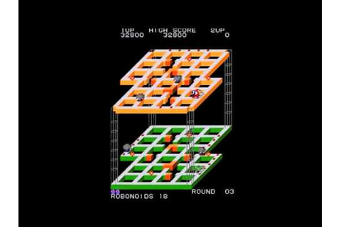 Marvin's Maze, 1983 SNK - YouTube