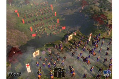 Age of Empires 3 + The Asian Dynasties | Games R&T