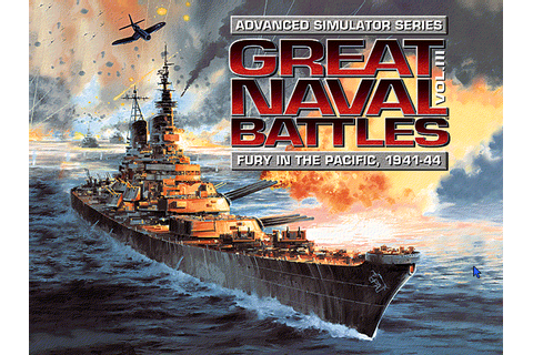 Great Naval Battles Vol. III: Fury in the Pacific, 1941 ...