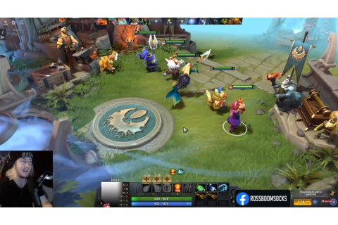 This Dota 2 mod brings League of Legends' champions into ...