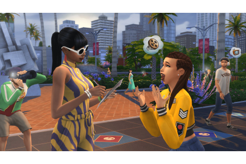 The Sims 4: Get Famous captures the graft behind the ...